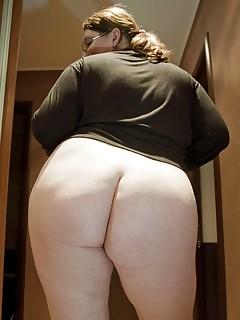 Big White Ass Pics
